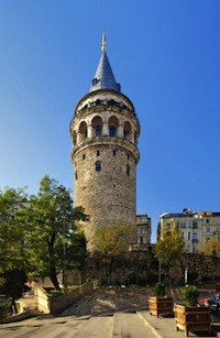 galata tower turkey travel beyoglu taksim